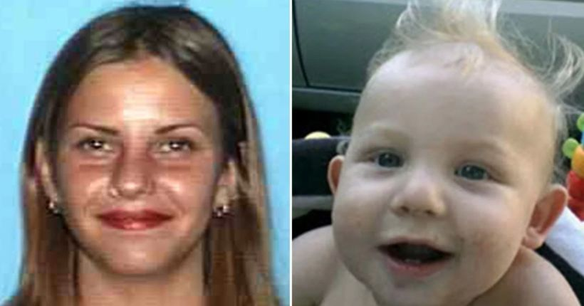 Dad confesses to killing missing girlfriend, baby