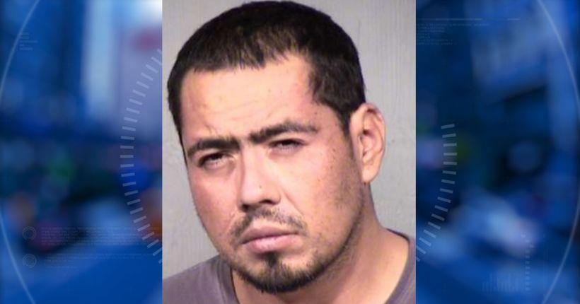 Phoenix dad chases away man taking daughter's underwear