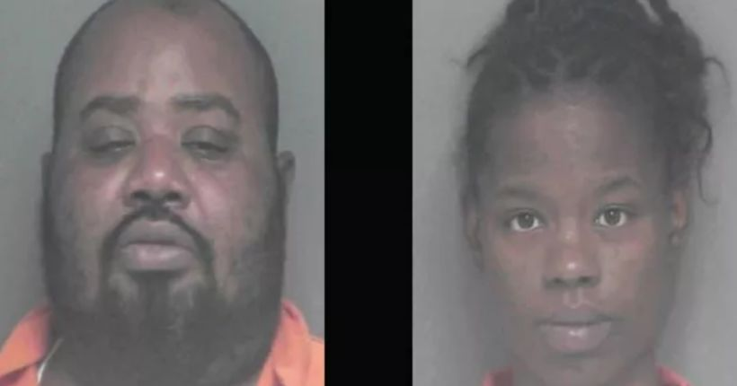 Couple pleads guilty of punching mom, daughter over cold chicken