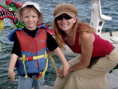 Mom sentenced in 'senseless death' of boy with strep throat