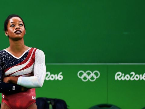Olympic champion Gabby Douglas says team doctor abused her
