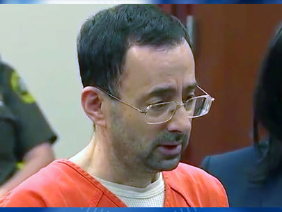 51 women sue US Olympic Committee for failing to stop Nassar abuse