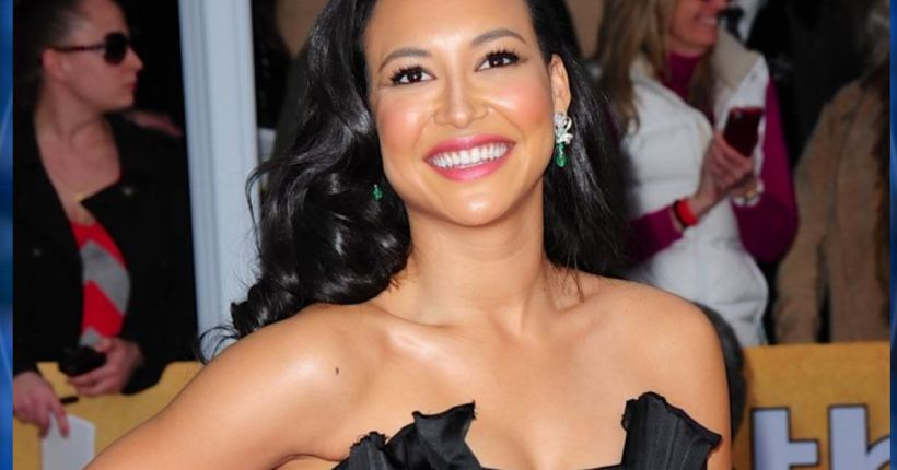 'Glee' actress Naya Rivera charged with domestic battery