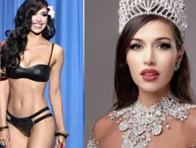 Miss Universe contestant's images are being used on escort site