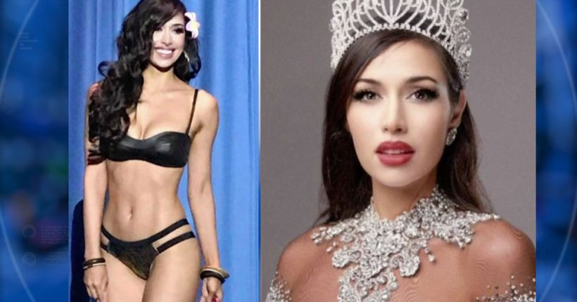 Miss Universe contestant dealing with her image being used on escort website