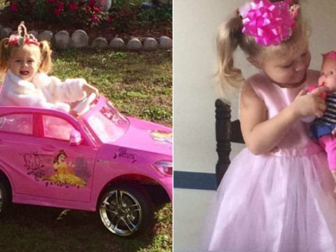 FBI involved after Amber Alert issued for missing N.C. girl