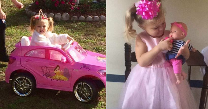 Body of missing North Carolina 3-year-old Mariah Woods located