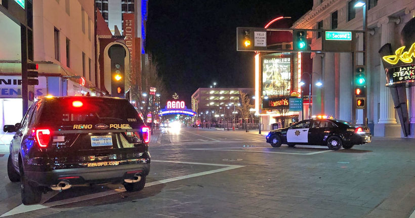 Suspected gunman killed by police after shots fired from downtown Reno apartment building