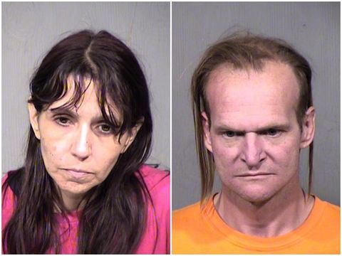 Phoenix husband and wife arrested after discovery of bestiality video