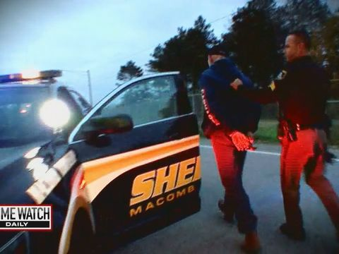 Crime Watch Daily rides along on 911 emergency calls in Detroit
