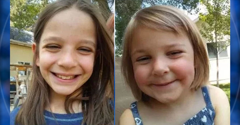 Missing girls found, dad arrested after raid at religious compound