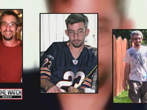 Therapist claims 'psychic visions' of missing Wisconsin man