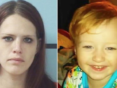 Judge sentences mom in 3-year-old son's freezing death