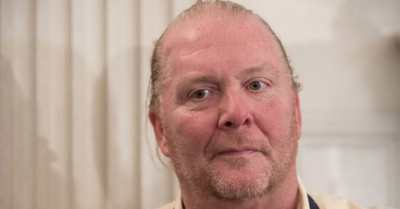 Celebrity chef Mario Batali steps away from business, TV show amid sexual misconduct allegations