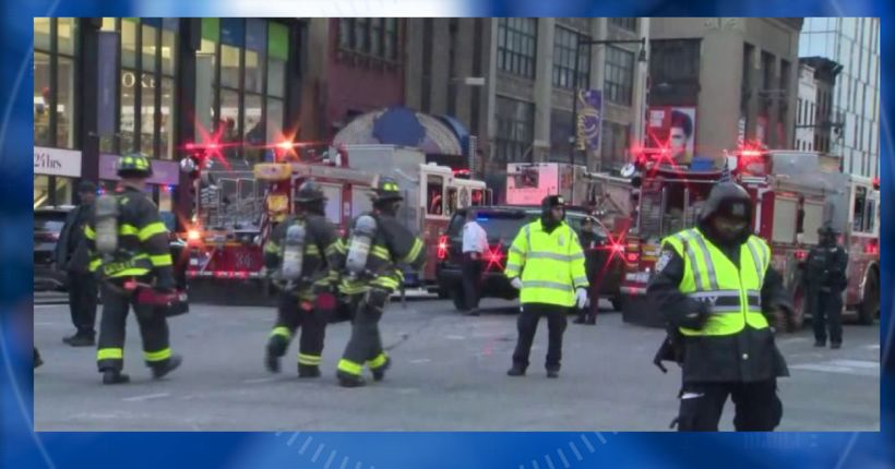 Port Authority explosion: 4 hurt during 'attempted terrorist attack,' suspected bomber in custody