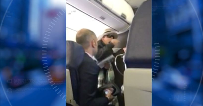 Woman threatens to 'kill everybody on this plane'