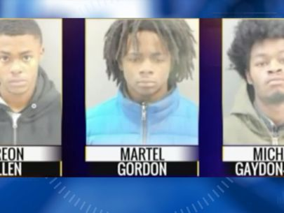 Grandmother says suspects stole grandchildren's Christmas