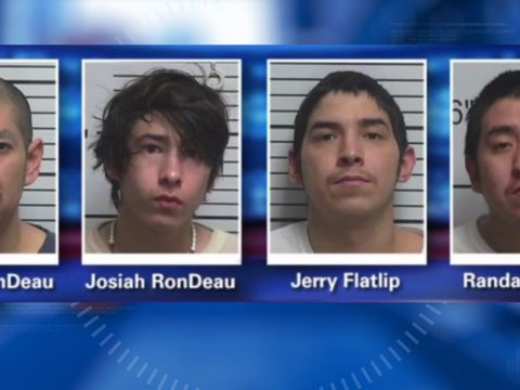Mistrial declared in trial of three men accused of raping girl