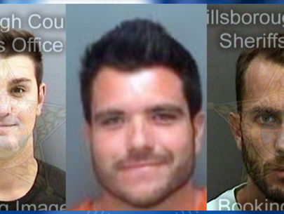 Florida investigation into shark-dragging video nets 3 arrests
