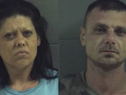 Parents arrested after 3-year-old found freezing in woods