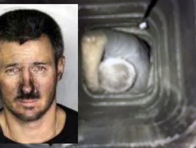 Burglary suspect gets stuck in chimney of Sacramento bar