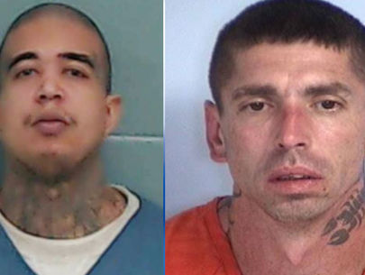 Florida inmates escaped by chipping away at wall under sink