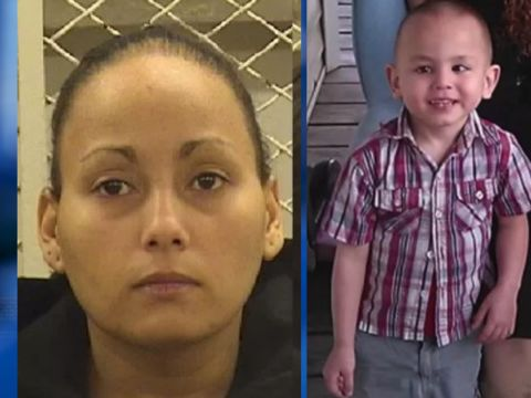 $1M bond for woman charged with murder of 5-year-old son
