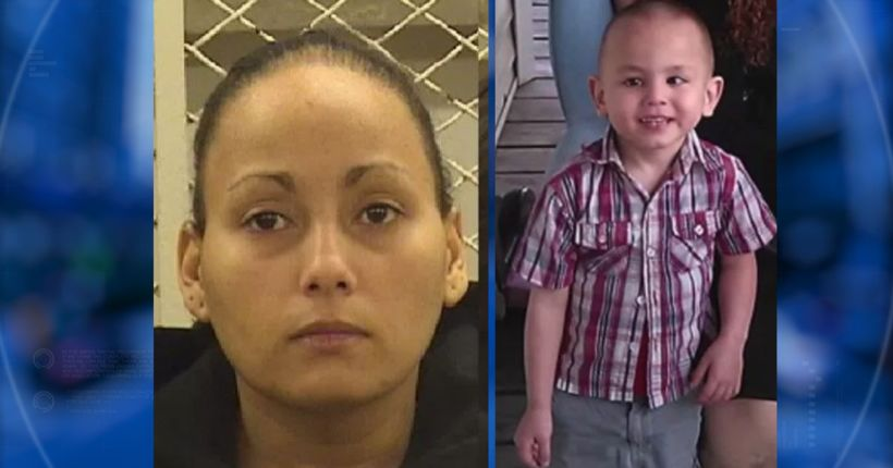 Woman sentenced for death of 5-year-old son found in backyard
