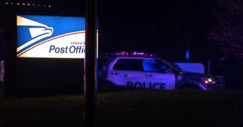 Police: Naked man killed Ohio Post Office supervisor