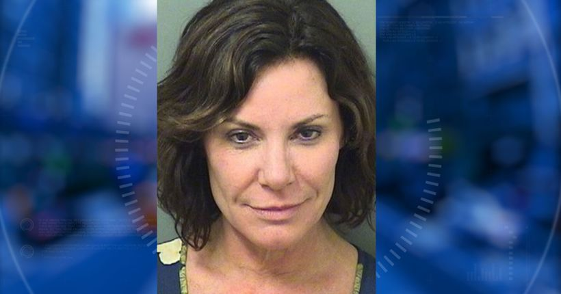 'Real Housewife' arrested in Palm Beach