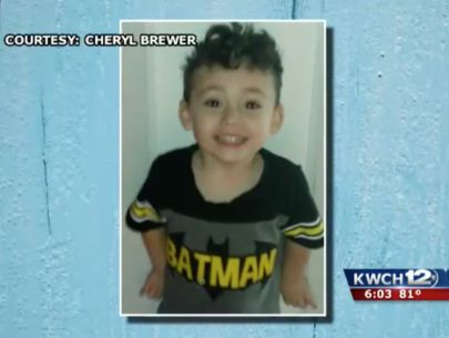 Man accused of hiding boy's body in concrete to face trial