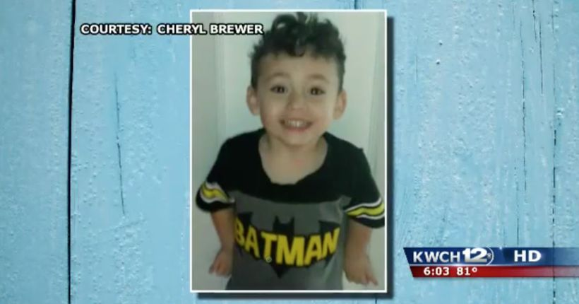 Mother testifies that boyfriend killed 3-year-old boy found dead in concrete