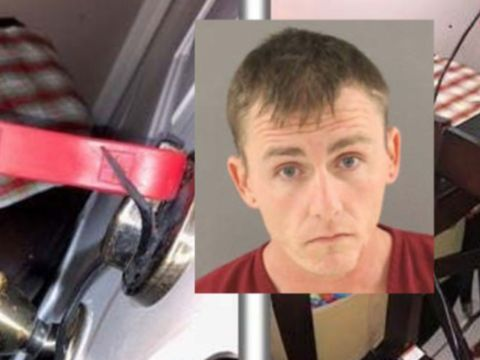 Deputies: Man rigged front door in attempt to injure or electrocute wife