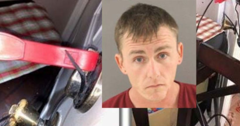 Man accused of trying to electrocute pregnant wife pleads not guilty