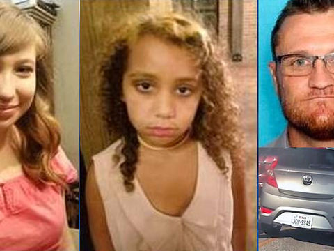 Abducted Texas girls found safe; suspect apprehended