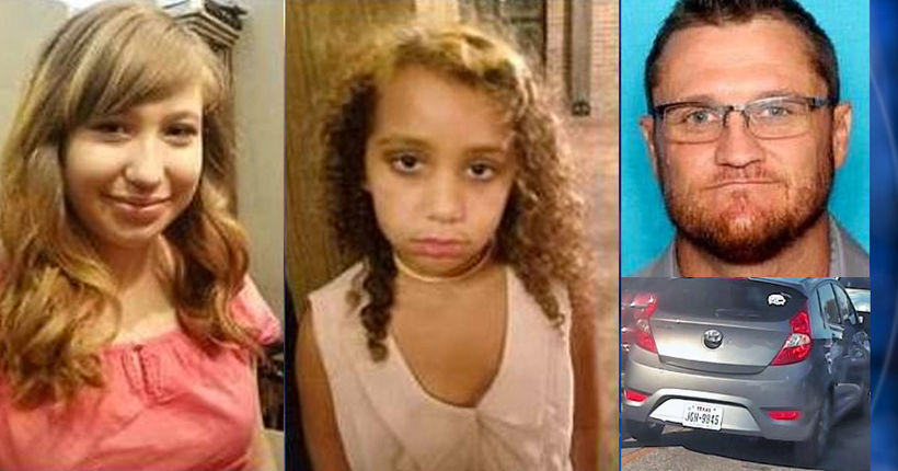 Amber Alert: 2 girls missing; mom found dead; roommate at large
