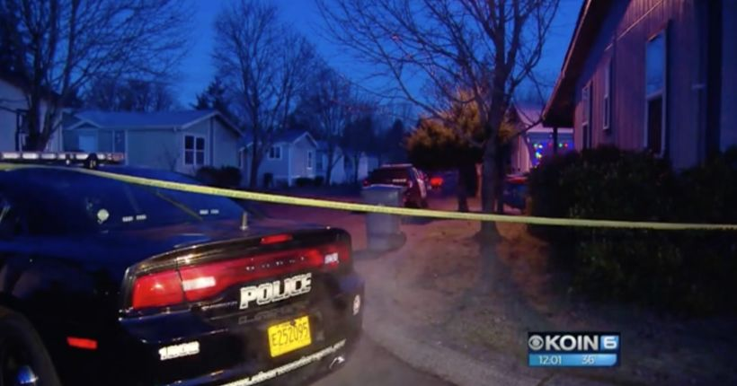 Police investigating if Oregon teen died playing Russian roulette on New Year's Day