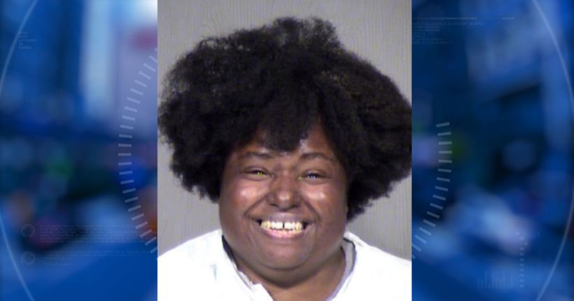 Woman arrested for setting fire to her Phoenix condo