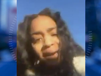 Woman shot while recording Facebook Live video