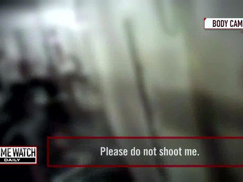 Controversy surrounds fatal police shooting in hotel hallway (1/3)
