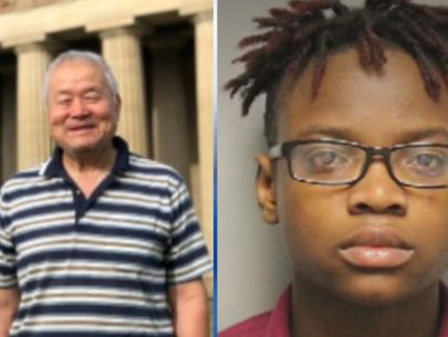 Girl, 16, charged with killing 74-year-old as he took out trash