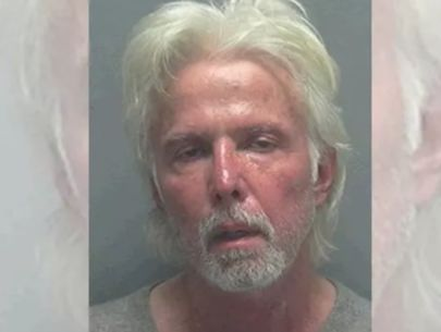Man arrested for allegedly peeing on plane at airport