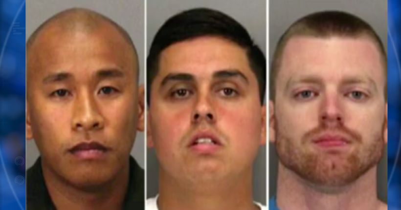 3 Santa Clara County jail guards sentenced to 15 years to life for death of inmate Michael Tyree