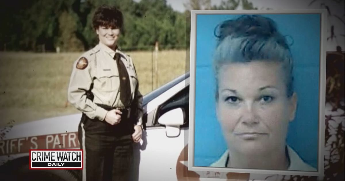 County's first female deputy claims she was framed for