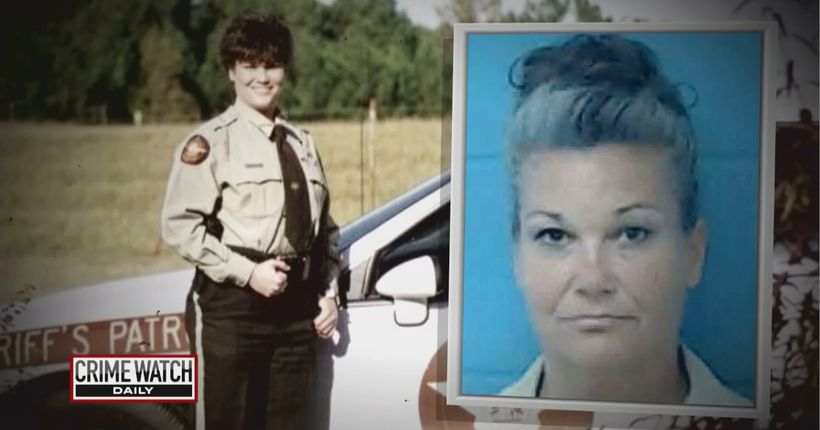 County's first female deputy claims she was framed for murder