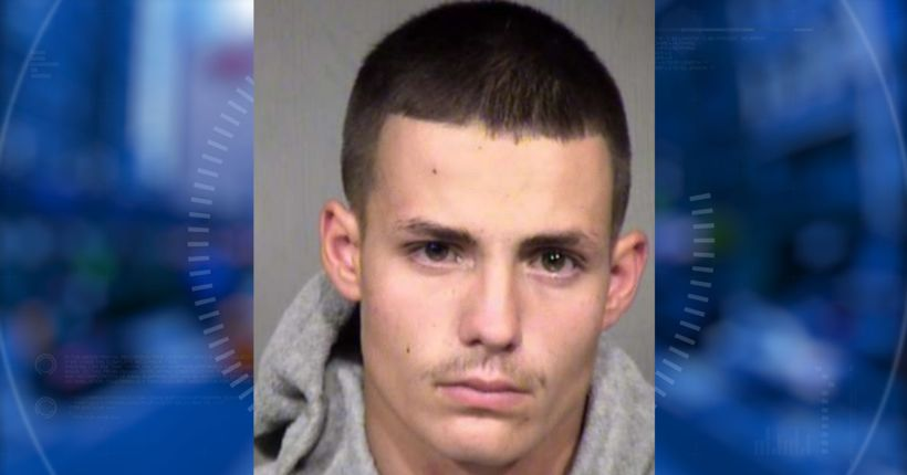 P.D.: Man on meth collides with tree in stolen car, killing passenger