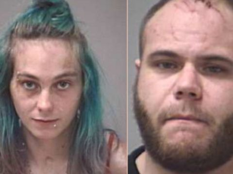 Manhunt underway for couple after 4-year-old murdered