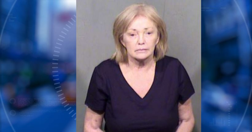 Police: Woman fires shots at husband, 'To make him listen'