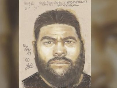 Sketch released of suspect accused of slitting man's throat