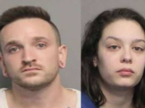 P.D.: Topless woman kissed Uber driver as boyfriend tried to rob him